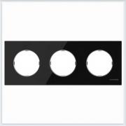 АББ - Рамка - ABB - Skymoon - Скаймун - Рамка декоративаная - Рамка для выключателей - Рамка для розеток - Рамка для электроустановочных устройств - 2CLA867300A3101
