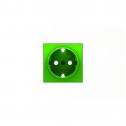 АББ - ABB - Zenit - Зенит — Розетка силовая (штепсельная) - 2CLA858880A1001