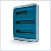 Щит навесной 54 модулей синяя дверь Tekfor - BNS 65-54-1