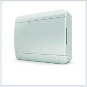Щит встраиваемый 12 модулей белая дверь Tekfor - BVN 40-12-1