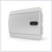 Щит встраиваемый 6 модулей белая дверь Tekfor - CVN 40-06-1