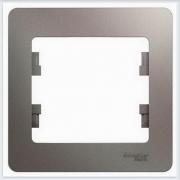 Рамка 1-ая Glossa Платина  GSL001201