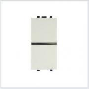 АББ - Выключатель - ABB - Zenit - Зенит - Механизм выключателя - Клавишный выключатель - 10А - 16А - Выключатель - Переключатель - 2CLA210100N1101