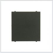 Заглушка - АББ - ABB - Zenit - Зенит - Накладка - вставка - механизм для коммуникационных устройств - 2CLA220000N1801