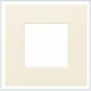 АББ - Рамка - ABB - Zenit - Зенит - Рамка декоративаная - Рамка для выключателей - Рамка для розеток - Рамка для электроустановочных устройств - 2CLA227110N1101