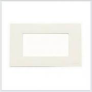 АББ - Рамка - ABB - Zenit - Зенит - Рамка декоративаная - Рамка для выключателей - Рамка для розеток - Рамка для электроустановочных устройств - 2CLA247400N1101