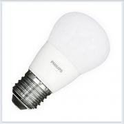Лампа светодиодная Philips ESS Lustre 6.5W E27 2700K P48 FR 615lm - купить лампу