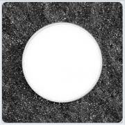 Рамка 1-я Черный фосфор Schneider-Electric Коллекция Odace арт. S52P802T