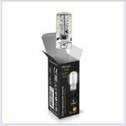 Лампа Gauss светодиодная LED патрон G4 AC85-265V 3W 2700K - SS107707103