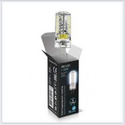 Лампа Gauss светодиодная LED патрон G4 AC85-265V 3W 4100K - SS107707203