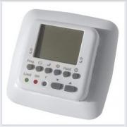 Терморегулятор со встроенным датчиком воздуха Frontier TH-0507 белый