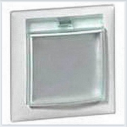 Рамка 1-ая с крышкой IP44 белая Legrand Valena 774450