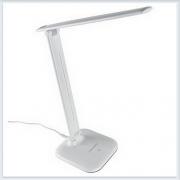 Настольный светодиодный светильник Alcor белый