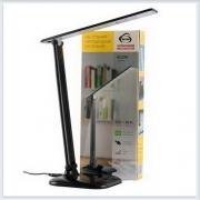 Настольный светодиодный светильник Alcor черный