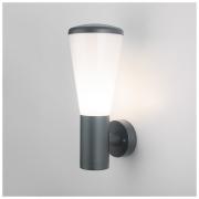 Настенный уличный светильник IP54 серый