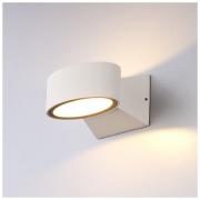 Blinc белый уличный настенный светодиодный светильник