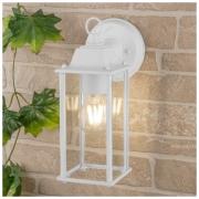 Brick белый уличный настенный светильник
