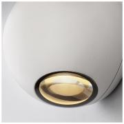 Diver белый уличный настенный светодиодный светильник