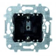 АББ - Розетка - ABB - Sky - Skymoon - Скай - Скаймун - Мун - Moon - 222316 - Электроустановочные изделия - Розетка силовая (штепсельная) - 2CLA818800A1001