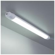 LED Светильник 60 см 18Вт Connect белый пылевлагозащищенный светодиодный светильник