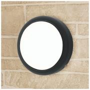 Imatra черный пылевлагозащищенный светодиодный светильник