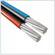 Самонесущий изолированный провод СИП 4 2х25,0 сечением 25 мм2