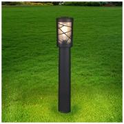 Premier F черный ландшафтный светильник IP44