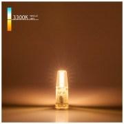 Светодиодная лампа JC 3W 12V 360° 3300K G4 BL125