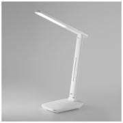 Настольный светодиодный светильник Pele белый