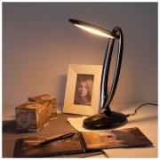 Настольный светодиодный светильник Saturn черный