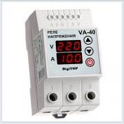 Реле напряжения, VА-40, Измерительные приборы, Реле напряжения DigiTOP