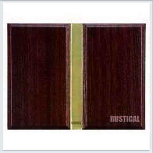 Накладка РУСТИКАЛ Zamel (Замель) - WCR 001 RUSTICAL (темн)