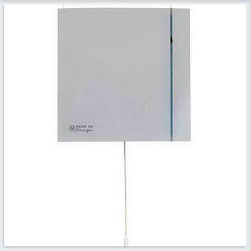 Soler Palau Тихий накладной вентилятор SILENT-100 CMZ DESIGN Вентилятор