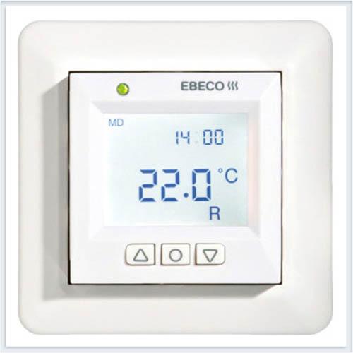 Терморегулятор Ebeco EB-Therm 355 - бытовой программируемый