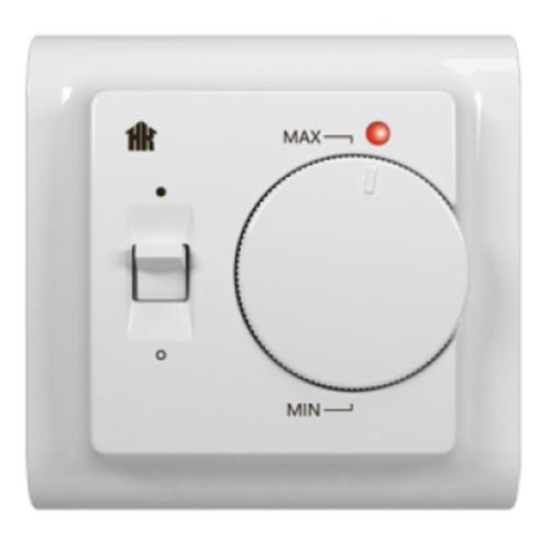 Терморегулятор для теплого пола ТР 111 белый Национальный Комфорт