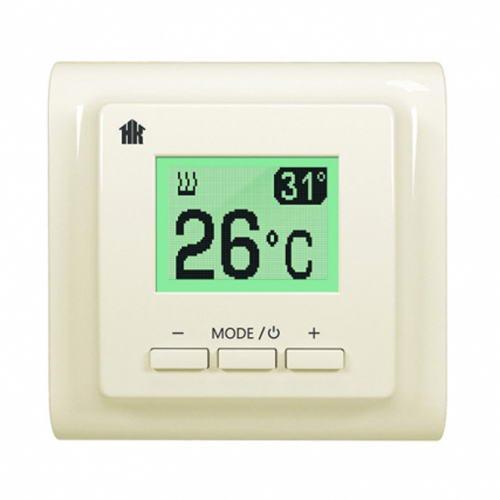 Терморегулятор для теплого пола ТР 711 кремовый Национальный Комфорт