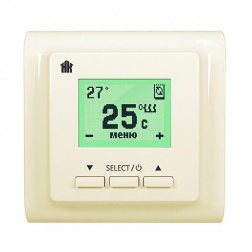Терморегулятор для теплого пола ТР 721 кремовый Национальный Комфорт
