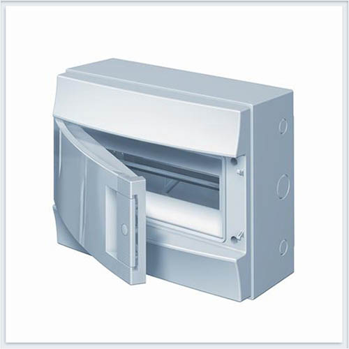 ABB Mistral65 бокс настенный 12М непрозрачная дверь - 1SL1102A00