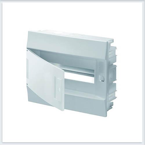 ABB Mistral41 Бокс в нишу 8М непрозрачная дверь - 1SLM004100A1102