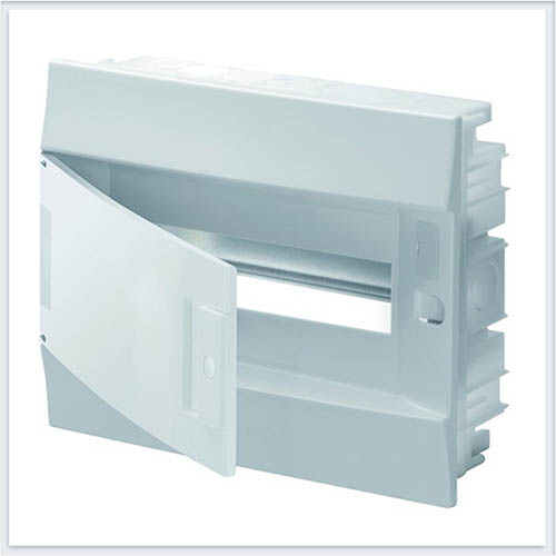 ABB Mistral41 Бокс в нишу 12М непрозрачная дверь - 1SLM004101A1103