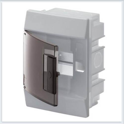 ABB Mistral41 Бокс в нишу 4М прозрачная дверь - 1SLM004101A2200