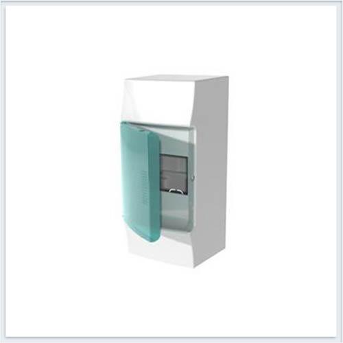 ABB Mistral41 Бокс настенный 4М зеленая дверь - 1SPE007717F0220