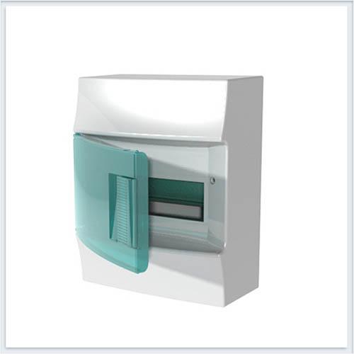 ABB Mistral41 Бокс настенный 8М зеленая дверь - 1SPE007717F0320