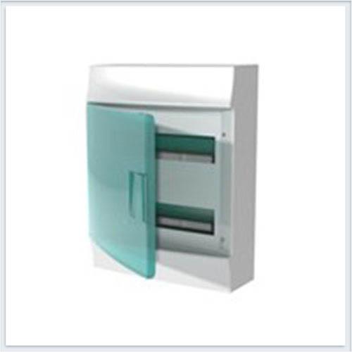 ABB Mistral41 Бокс настенный 24М зеленая дверь  - 1SPE007717F0520
