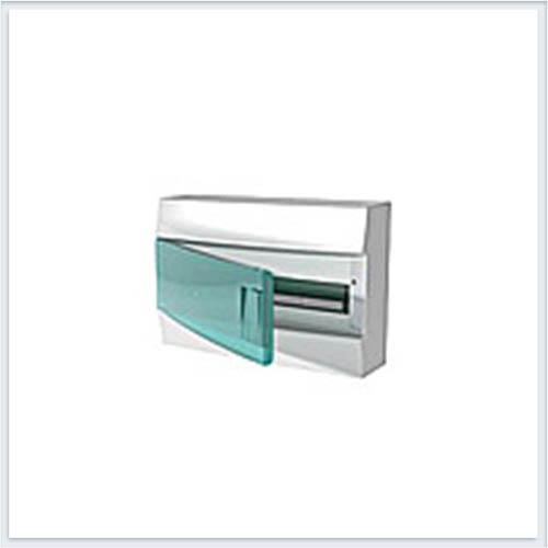 ABB Mistral41 Бокс настенный 18М зеленая дверь - 1SPE007717F0820