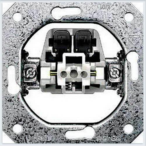 Siemens i-system Механизм 1-кл. выключателя - 5TA2151