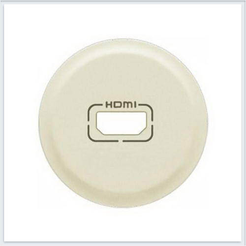 Накладка розетки аудио/видео HDMI Legrand Celiane 66288