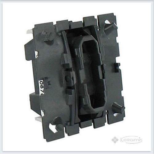 Механизм выключателя кнопочного НО+НЗ контакты Legrand Celiane 67031