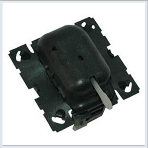 Механизм Выключатель кнопочный со шнурком 6А 2 модуля Legrand Celiane 67038