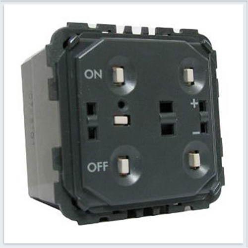 Механизм светорегулятора нажимного 40-600 Вт Legrand Celiane 67082